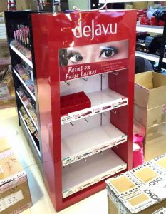 POSM Display Supplier in Malaysia - GS Retail Display