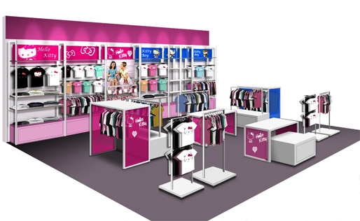 retail display stand supplier